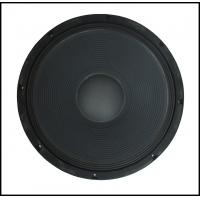 China Black Professional Audio Speakers RMS 500W With Cloth Edge 18 Inch on sale
