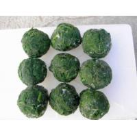 Quality Frozen Spinach Portion/chopped Spinach for sale