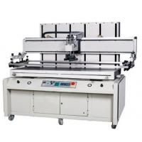 Quality Large Size Flat Bed Screen Printing Machine for sale