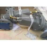 Quality Fisher Gas Valve MR95HP Model Gas Regulator Flange End Regulator For Fired Heaters And Boilers for sale
