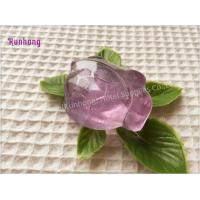 Quality Transparent Handmade wholesale hotel toilet bath soap glycerin soap for sale