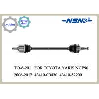 Quality Smooth Running Auto Drive Shaft 43410-0d430 Toyota Yaris Ncp90 Car Propeller Shaft for sale