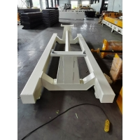 Quality 1500kg Length 4200mm AAC Concrete Saw Trolley for sale