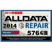 Quality ALLDATA 10.53 in a usb/movable hard disk automotive diagnostic software for sale
