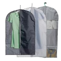 Quality Custom Printing Washable Non Woven Garment Bag To Keeping Cloth Cleaning for sale