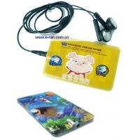 China Cute Cartoon mp3 player ORT-K301 on sale