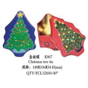 Quality Christmas tin tree for sale