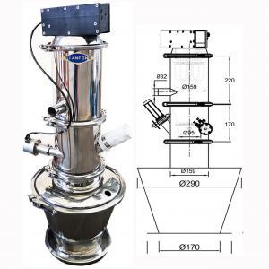 Quality GMP 300kg H Medical Powder Vacuum Feeding Machine Auxiliary Equipment for sale