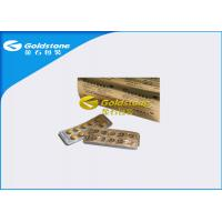 Quality Long Shelf Life Pharmaceutical Drugs Blister Foil Packaging Multi Structure Eco Friendly for sale
