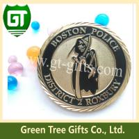 Quality Custom design metal material challenge coin with high quality for sale