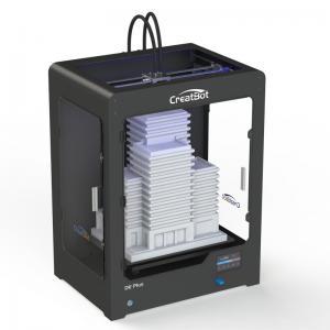Quality CreatBot DE Plus Large Scale 3D Printer 400*300*520 Mm FCC Certificated for sale