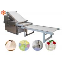 Quality High Efficiency Automatic Pasta Machine Pizza Dough Sheeter 304 Stainless Steel Material for sale
