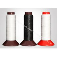 Quality Pure White High Temperature Sewing Thread With Excellent Chemical Stability for sale
