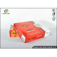 Custom Cardboard Gift Boxes Full Color Printed Non Leakage For Medicine Products