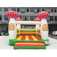 Quality Commercial Grade Inflatable Kids Moon Bounce House For Indoor for sale