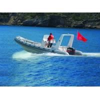Buy cheap Chemical Resistance Inflatable Rigid Hull Boats Dimensional Stability 22 Ft from Wholesalers