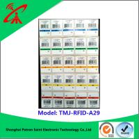 China 13.56Mhz Logo Printing Rfid Stickers on sale