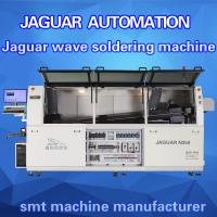 Quality Jaguar Wave Soldering Machine for PCB Production Line with CE approve N350 for sale