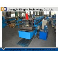 Quality C Stud Roll Forming Machine With High Speed 20 Meters Per Minutes Controlled by PLC for sale