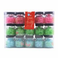 Buy cheap Colorful & Healthy Sweets / 7g Lucky candy packed in small jar yummy Low sugar from wholesalers