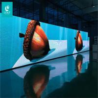 China P5 Stage Background Led Wall Display High Refresh Rate With  NOVA Control System on sale