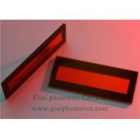 Custom Uncoated Square B270 / Visible Windows / Protective Optical Window Lenses