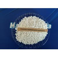 Quality Resin Type Thermoplastic Rubber Compound 0.65-0.8g/Cm3 Density High Elasticity for sale