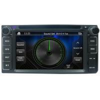 Quality Ouchuangbo car dvd gps video recorder Toyota new Corolla support USB SD MP3 sat navi OCB-1 for sale