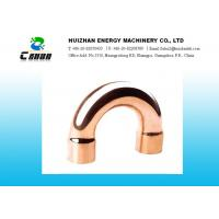 Quality Welding Air Conditioning Copper Tube / Copper Fitting Return Bend C X C for sale
