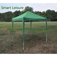 Quality 3m x 3m Outdoor Marquee Tent Green for sale