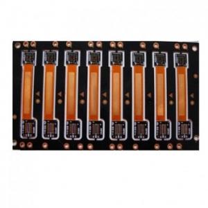 Quality 6 Layer Impedance Control Rigid Flex PCB for sale