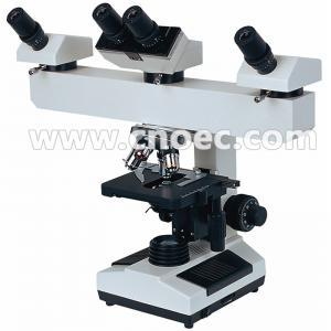 China Scientific Research Multi Viewing Microscope Wide Field Microscopes A17.1013-B on sale