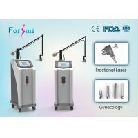 China Big true color LCD touch screen co2 fractional laser resurfacing medical co2 fractional laser machine on sale