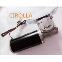 Quality Round and Black DC MOTOR of High Quality , Light Weight and Low Noise with CCC/CE/SGS cerficate for sale