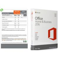 Quality Office Home & Business Office Product Key Card For Mac Online Activation Lifetime Use for sale