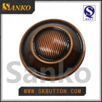 Buy bluk manufacture size 15mm plating colors H65 brass snap button with 4parts in at wholesale prices