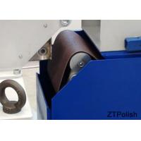 Quality ZT402A Metal Buffing Machine Roughness 0.1um For Stainless Steel Pan for sale
