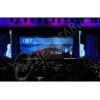 China Commercial Advertising Indoor Led Video Wall Display Screen With High Brightness on sale