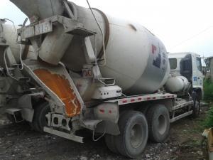 Quality Used Hino 8cbm concrete mixer for sale