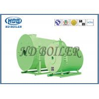 Quality Fuel Saving Industrial Thermic Fluid Boiler / Waste Wood Hot Oil Boiler System for sale