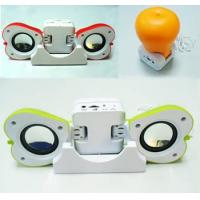 Quality Apple Shape MP3 Speaker for sale
