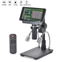 China USB Electronic Microscope Magnifier with LED For Phone Soldering on sale
