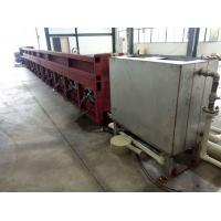 Quality Inverted Vertical Wire Drawing Machine / Low Carbon Steel Wire Drawing Equipment for sale