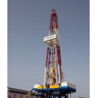 Hydraulic drilling rig mast Mast for oil and well in drilling rig