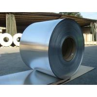 Quality Silver Hot Rolled 5052 Aluminum Coil Width 300-2600mm For Pressure Vessels for sale