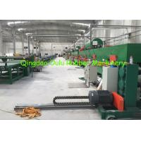 Buy cheap energy saving EPDM and NBR / PVC foam insulation production line with knowhow from Wholesalers