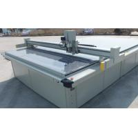 Quality Cardboard Sample Cutting Machine Cutter Plotter Pre Press Short Run Production for sale