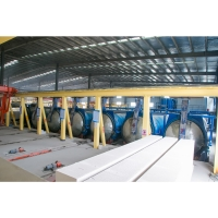 Quality 11kW Autoclaved Aerated Concrete Production Line for sale