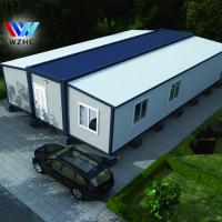 Quality cheap 40 ft expandable container house for sale for sale