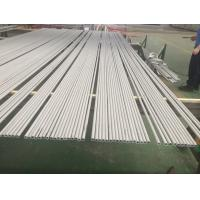 China Nickel Alloy ASTM B474 UNS N10276 Hastelloy C276 PE BE Hot Rolling pipe tube on sale